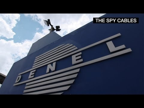 Spy Cables: Israeli cable reveals South Africa missile theft cover-up