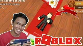 Masipag na Manager | Roblox Work at Pizza Place (Tagalog Gameplay)