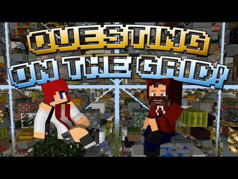 NON SURPRISE CAKE! Questing on the Grid ep 27 w Modii101