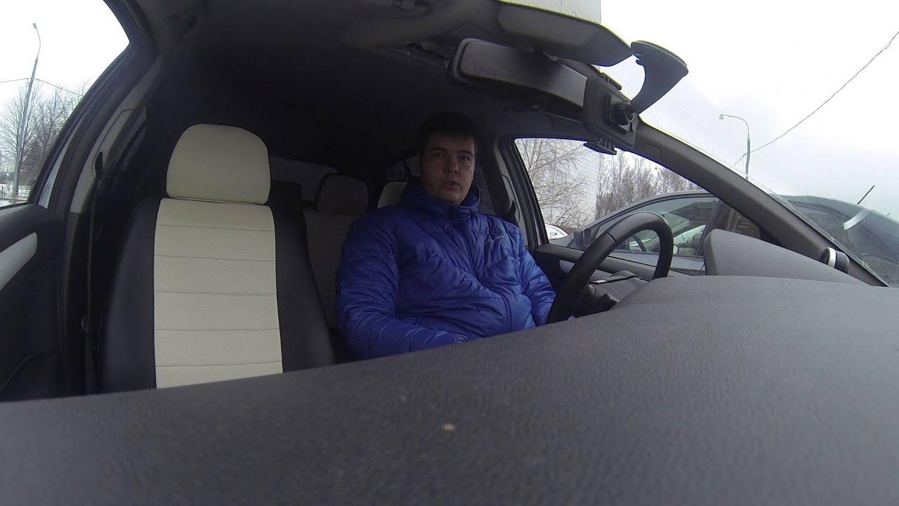 Рассказ про Opel astra h