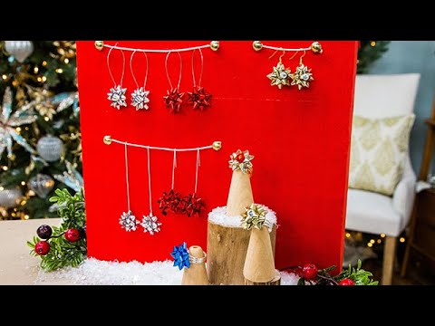 DIY Gift Wrap Jewelry - Home & Family