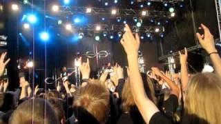 Devin Townsend: Ziltoid - Solar Winds (Live @ Tuska 2010)