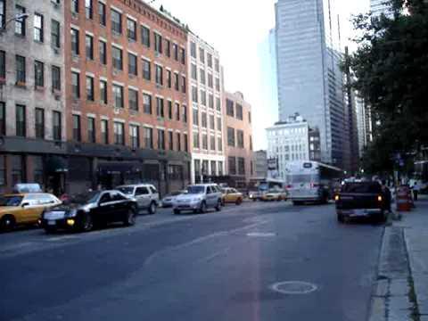 2 buses on pearl street