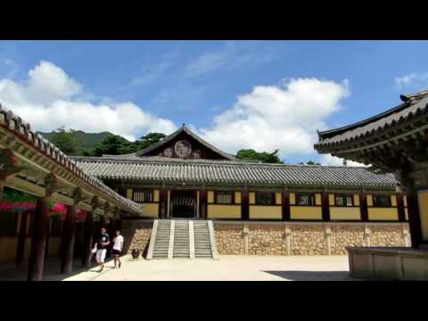 Trip to Ancient City in Korea