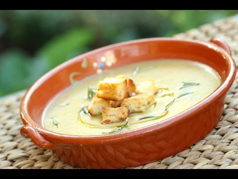 Beth's Potato Soup And Rosemary Recipe | IN BETH'S GARDEN