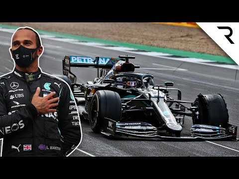 10 moments that won Lewis Hamilton the 2020 F1 title