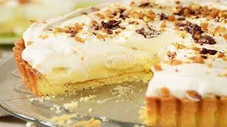 Banana Cream Pie Recipe Demonstration - Joyofbaking.com