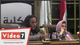 لميس جابر : الإخوان لم ينقضوا على ثورة 25 يناير