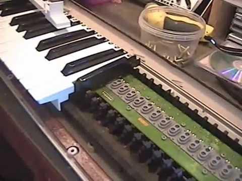 Manuten 231 227 O Teclado Roland Pc 200 Mk Ii Youtube