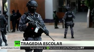 Al menos dos muertos en un tiroteo en un colegio en México