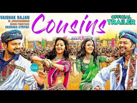 cousins-(2019)-official-hindi-trailer-|-kunchacko,indrajith,nisha-aggarwal-|-new-south-movies-2019