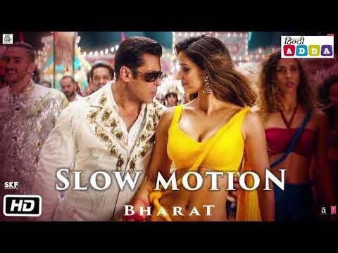 Slow Motion | Bharat | Vishal & Shekhar | Nakash Aziz, Shreya Ghoshal | Irshad Kamil