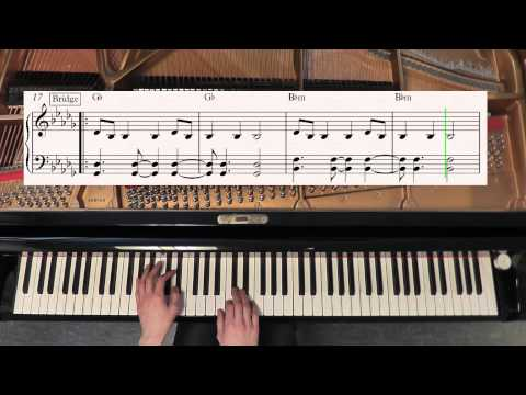 Chandelier - Sia - Piano Cover Video by YourPianoCover