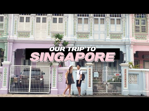 CAN WE LIVE HERE?! 🌴 Our Trip to SINGAPORE | Travel Vlog