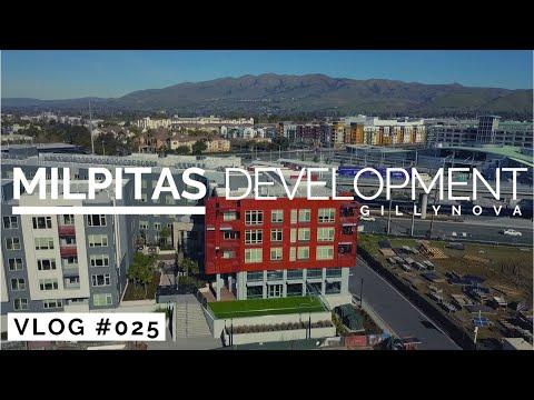 Milpitas Development near BART (Vlog #023) - Dec 29, 2018