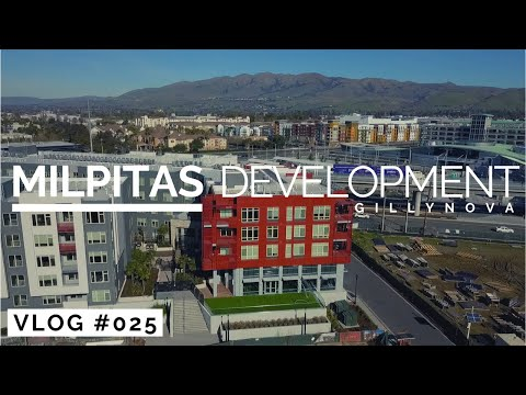 Milpitas Development near BART – Dec 2018 [4K HD]