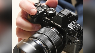 A Review of the Olympus E-M1 Mkll Micro Four Thirds Camera by David Thorpe