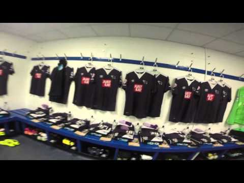PLAYERS PERSPECTIVE | Arrival At The John Smith's Stadium