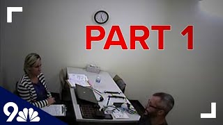 RAW: Chris Watts confesses to killing pregnant wife, daughters after polygraph (Part 1)