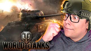 GUERRA DE TANKS - World of Tanks