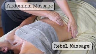 The Abdomen! A Massage Tutorial