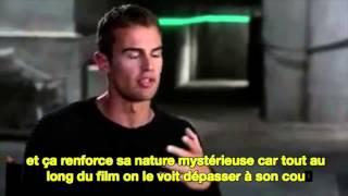 Theo parle du tatouage de Quatre dans Divergent - VOSTFR