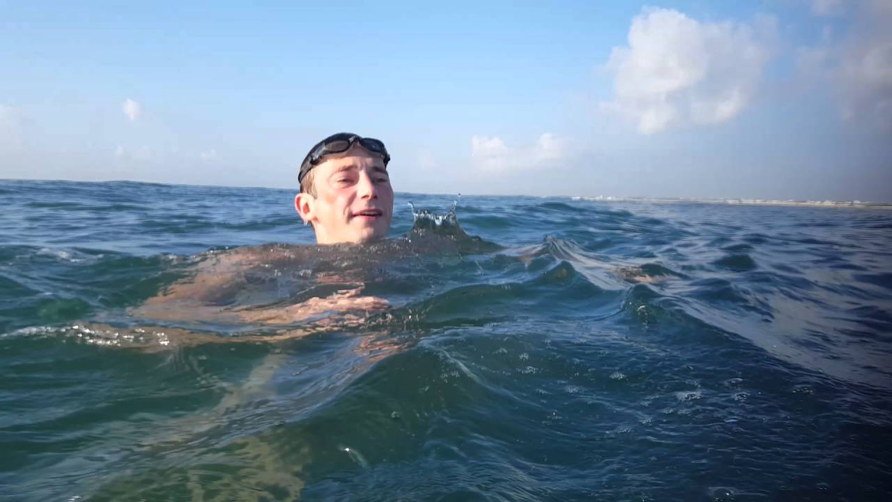 Sea swimming youtube for Swimming images