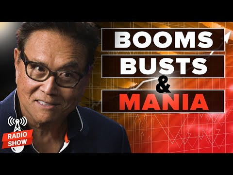 How to survive market mania - Robert Kiyosaki and Jim Rogers