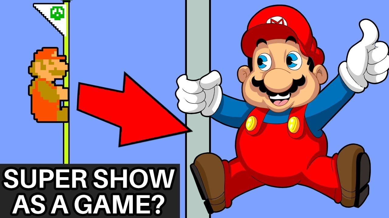 The Super Mario Bros Super Show Is Getting Its Own Unofficial