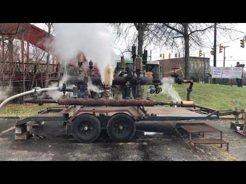 Steam Whistles : Youngstown Ohio Whistle Blow