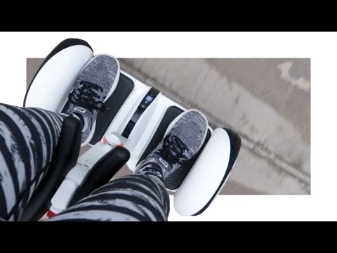 REMOTE CONTROLLED HOVERBOARD! | iJustine