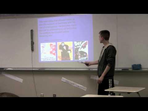 MSGT Presentation - Hitler