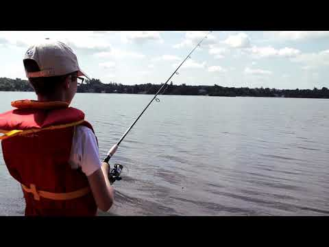 #LearntoFishOnline | How To Rig A Fishing Rod