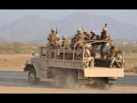 Saudi Arabia Army Going to Yemen for War against Yemen Rebels