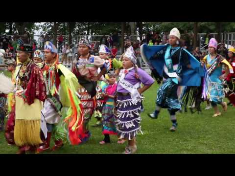 2016 Mille Lacs Band of Ojibwe pow wow
