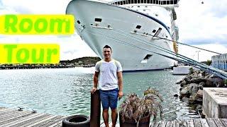 Adventure of the Seas Junior Suite 9548 Room Tour