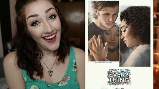 EVERYTHING EVERYTHING FILM REVIEW.