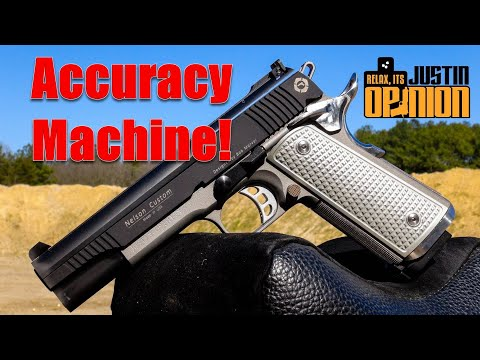 .22 Conversion for 1911 from Nelson Custom