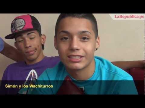 Simón y Los Wachiturros: están estafando a los Wachiturros truchos