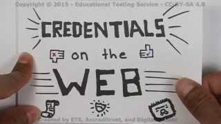 Credentials on the Web