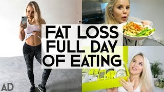 Supplements & Full Day Of Eating For FAT LOSS | Stage Lean 2018 ep. 5
