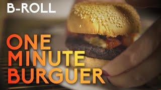 Comercial de Hambúrguer Inspirado em Daniel Schiffer