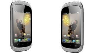 Spice Stellar Jazz Mi-353 Smartphone with Dual Speakers for Rs. 4589