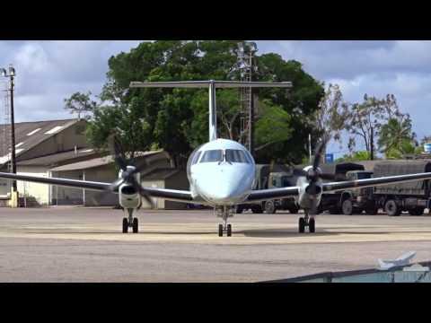 [SBNT/ BANT] Portões Abertos 2016 - Decolagem Embraer EMB-120 (C-97) Brasília FAB2020 20/11/2016