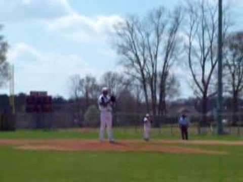 Alcorn State Baseball Francisco Garcia