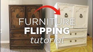 Furniture Flipping Tutorial: DreamStone Diaries Episode 10