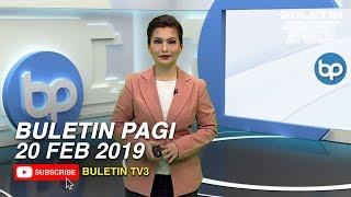 Buletin Pagi (2019)   Rabu, 20 Februari