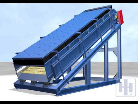 Hein Lehmann India - Liwel® Flip Flow Vibrating Screening Machine - Promo