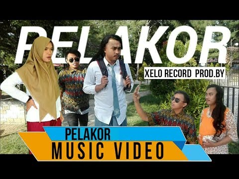 MORINO - PELAKOR (Music Video) [cover ecko show - jomblo]