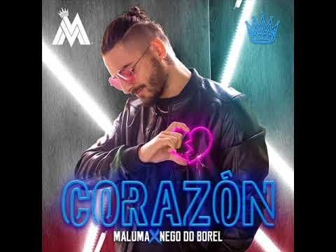 Maluma feat. Nego Do Borel - Corazón (2017)